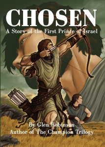 Chosen cover ebook