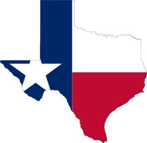 Texas Flag map copy